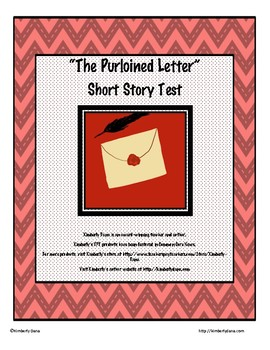 the purloined letter themes