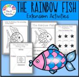 'The Rainbow Fish' Worksheets
