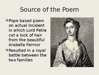 """""""The Rape of the Lock"""" Bundle"""