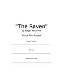 """The Raven"" Group Presentation Activity"
