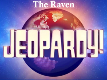 """The Raven"" Jeopardy Part II"