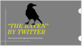 """""""The Raven"""" by Twitter"""