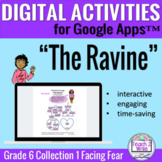"""""""The Ravine"""" Digital Activities for Collections Grade 6"""