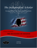 """""""The Red Badge of Courage""""  -  Unit Study Guide by The Independent Scholar"""