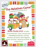 """The Relatives Came"" Book Unit"