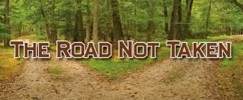 """The Road Not Taken"" Close Reading and Essay Writing Packet"