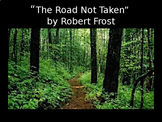 """The Road Not Taken"" by Robert Frost Bundle"