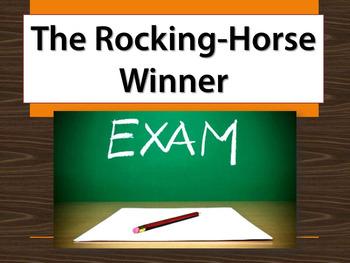 The Rockinghorse Winner Exam  Multiple Choice True And False  The Rockinghorse Winner Exam  Multiple Choice True And False And Essay
