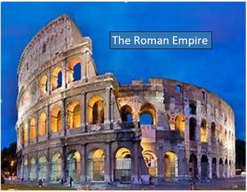 """""""The Roman Empire"""" - PREZI"""