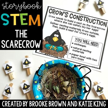 {The Scarecrow} Storybook STEM