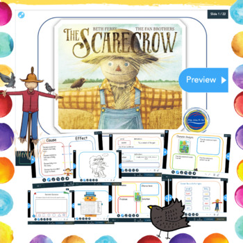 """The Scarecrow"" by Ferry - Lesson Plan"