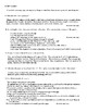 """""""The Scarlet Ibis"""" Review Worksheet (or Test) with Comprehensive Answer Key"""
