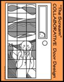 """""""The Scream"""" COLLABORATIVE Door Design"""