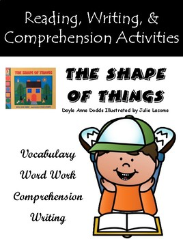 """""""The Shape of Things"""" Guided Reading Program Work"""