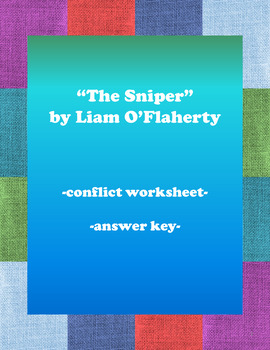 """""""The Sniper"""":  Conflict Sorting Exercise"""