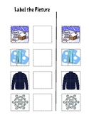 """""""The Snowy Day"""" Comprehension Pack"""