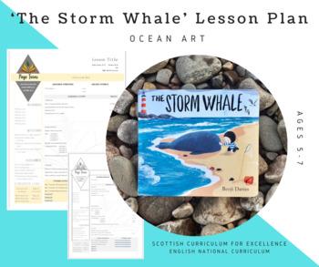 'The Storm Whale' Lesson Plan: EXPRESSIVE ARTS