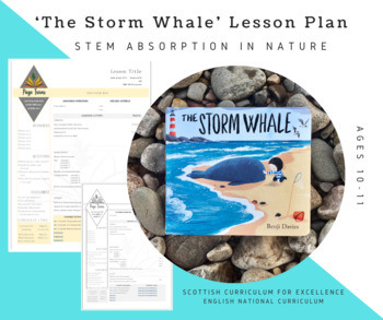 'The Storm Whale' Lesson Plan: STEM ABSORPTION Age 10-11
