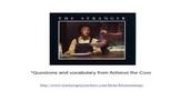 """""""The Stranger"""" by Chris Van Allsburg"""