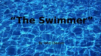 """""""The Swimmer"""" by John Cheever"""