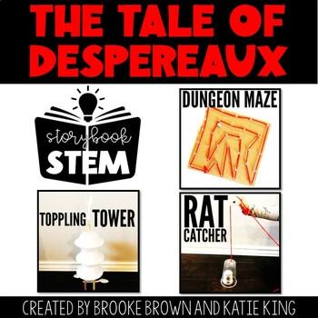 {The Tale of Despereaux} Storybook STEM Novel