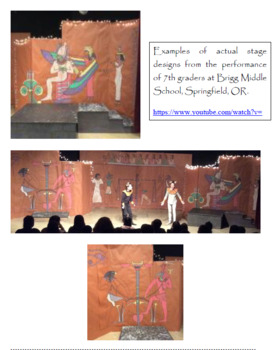 """The Tale of Osiris & Isis"" A Full Length Dramatic Play"
