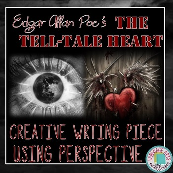 """""""The Tell-Tale Heart"""" Creative Writing Assignment on Perspective"""