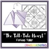 """The Tell-Tale Heart"" Fortune Teller"