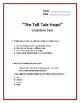 """""""The Tell Tale Heart"""" Objective Test"""