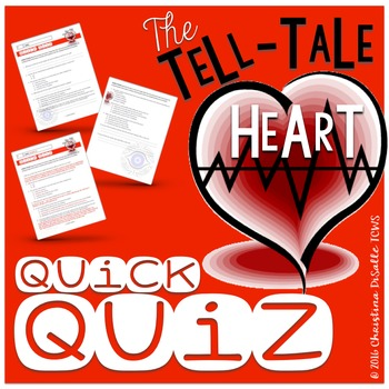 """""""The Tell-Tale Heart"""" Quick Quiz"""