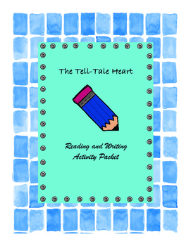 """""""The Tell-Tale Heart"""" Reading and Writing Activity"""