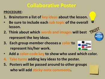 """""""The Tell-Tale Heart"""" Unit with Creative Strategies for Collaboration"""