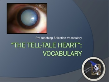 """""""The Tell-Tale Heart"""": Vocabulary"""