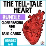 """""""The Tell-Tale Heart"""" by Edgar Allan Poe Short Story Bundle"""