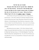 """""""The Three Little Pigs"""" Compare & Contrast Essay Exemplar"""