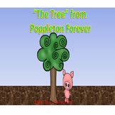 """The Tree"" From Poppleton Forever Journeys Unit 5 PowerPoint"