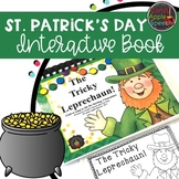 St. Patrick's Day Interactive Book
