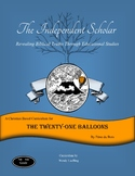 """""""The Twenty-One Balloons"""" - Unit Study Guide by The Indepe"""