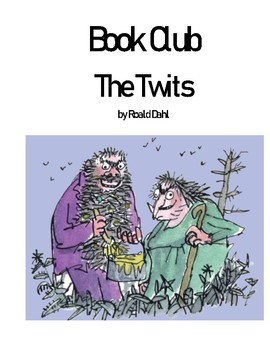 """""""The Twits"""" by Roald Dahl Book Club"""