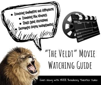 """""""The Veldt"""" Movie Watching Guide"""