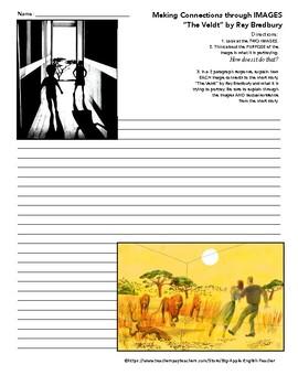 """The Veldt"" by Ray Bradbury - Image Analysis + Connection + Response"