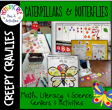 'The Very Hungry Caterpillar' Math and Literacy printables