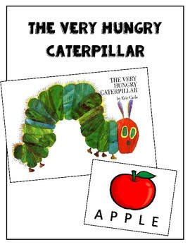 The Very Hungry Caterpillar / Read Aloud Book Companion