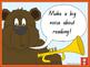 """The Very Noisy Bear"" Rhyming Words Games"