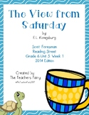 """The View from Saturday"": Reading Street: Scott Foresman: Grade 6: Unit 5.1"