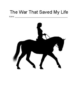 """""""The War that Saved My Life""""- Chapter-by-Chapter Reading Comprehension Questions"""