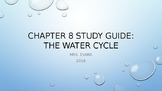 """""""The Water Cycle"""" Chapter 8 Powerpoint Harcourt Science Textbook"""