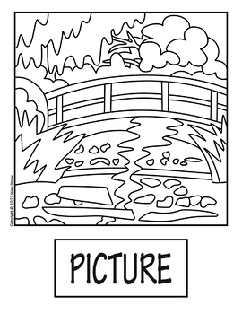 the water lily pond by monet collaborative activity coloring pages - Monet Coloring Pages Water Lilies