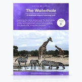 """""""The Waterhole"""" Inquiry Unit—Year K [Distance Learning]"""