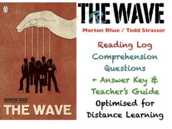 the wave morton rhue essay questions